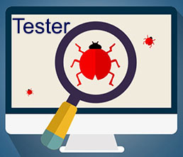 TESTER - TEST DEVELOPER